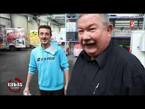 """Reportage France 2 : Le """"friteur"""" attitré du RC Lens (""""13h15 le samedi"""")"""