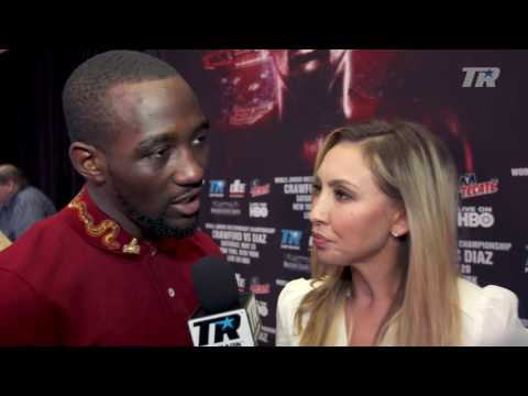Terence Crawford Exclusive Interview