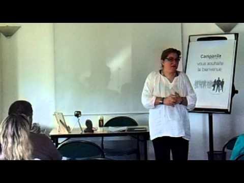 Conférence Hannaeva31- medium en direct live ... (en salle) TOULOUSE (1ere partie)