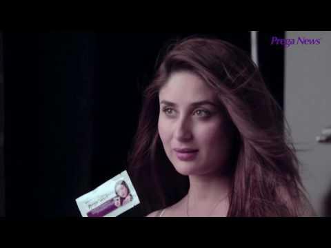 Making of Prega News Ad ft. Kareena Kapoor Khan