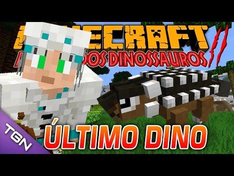 Minecraft Parque dos Dinossauros II :: Ep 33 :: ÚLTIMO DINO