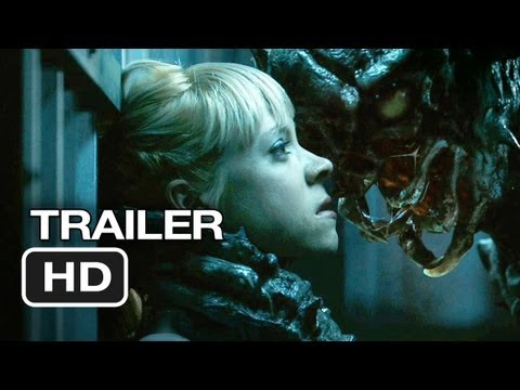 трейлер 2012 - Storage 24 Official Trailer #2 (2012) - Science Fiction Movie HD