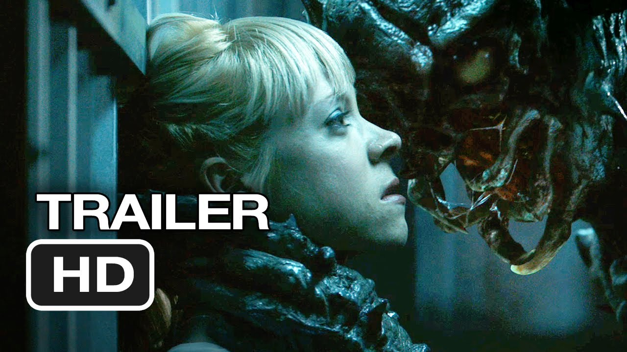 Storage 24 Official Trailer #2 2012 Science Fiction Movie HD