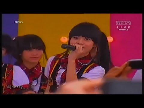 JKT48 Trainee - Boku No Taiyou @ Mantap ANTV [13.05.25]