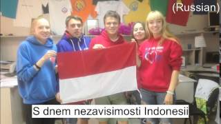 Download Video Happy Independence Day, Indonesia! MP3 3GP MP4