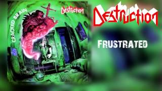 Destruction - Frustrated - Lyrics
