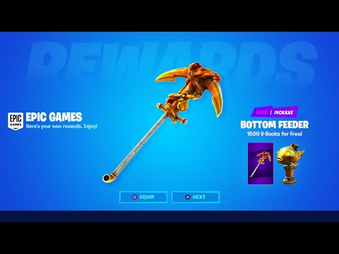 The NEW Fortnite FREE PICKAXE WINNERS! (How To Get Free Pickaxe)