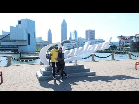 WEEKEND IN CLEVELAND OHIO