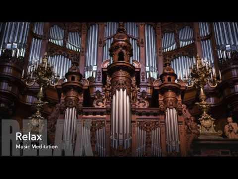 Organic Meditations music | Звуки органа | музыка для медитации