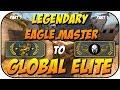CSGO - Road to Global Elite - Legendary Eagle Master [Part 1]