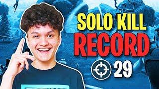 NEW SOLO KILL RECORD (29 FRAG)