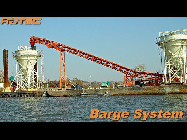 Rotec Barge System