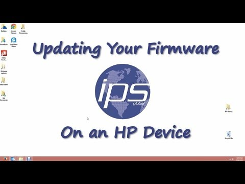 Using a USB Drive to Update the Firmware on HP LaserJet ...