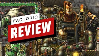 Factorio Review (Video Game Video Review)
