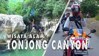 Perjalanan Wisata Menuju TONJONG CANYON - Cipatujah Tasikmalaya