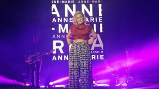 Rockabye - Anne Marie live in Turin (Divide Tour) 17.03.2017