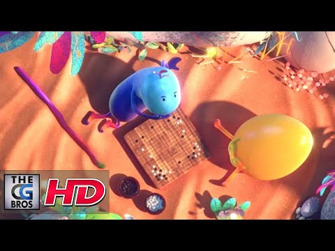 "CGI 3D Animated Short: ""The Story Of An Idea"" - by Nexus Studios"
