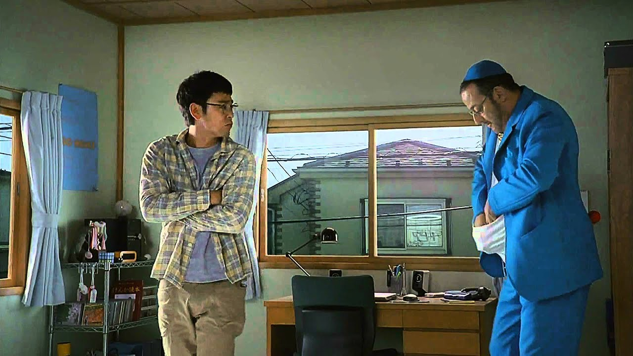 Jean Reno As Doraemon Toyota Reborn Cm Dorabanare