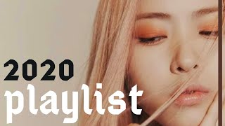 Gambar cover 2020 kpop playlist #2