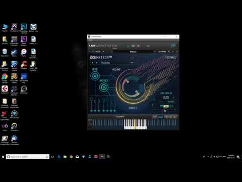 UVI Meteor Review - Best software for cinematic sound design and music