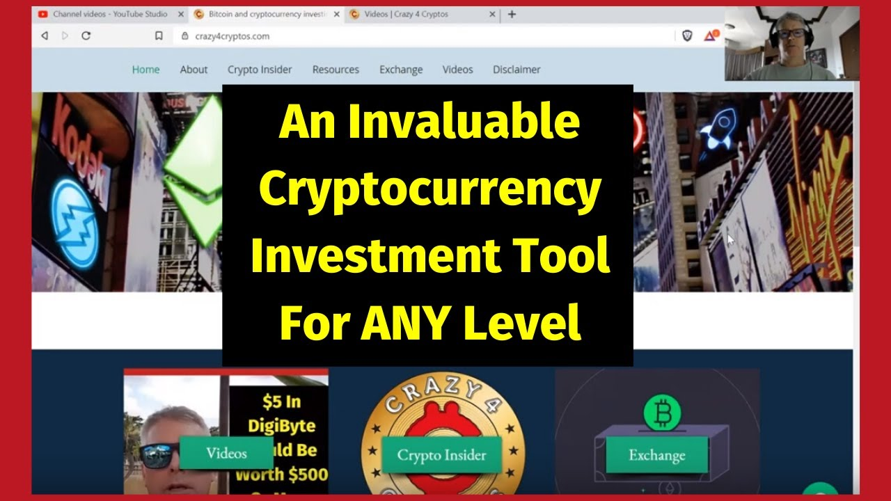 great youtube channel for begining investents in cryptocurrency