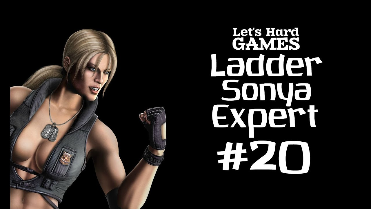Mortal Kombat Komplete Edition #2 Sonya Blade - YouTube