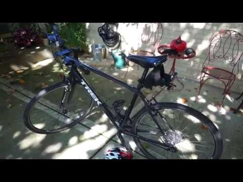 Bike Check  My 2016 Trek 7.3 FX