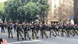 Desfile Militar independencia Argentina 9 Julio 2019 4k 20 de 45 Completo