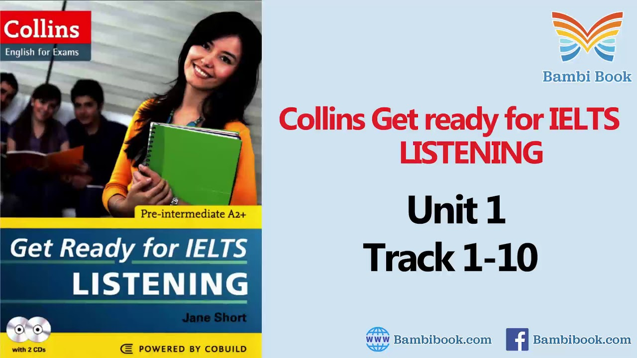 Listening for ielts pdf collins