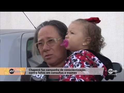 Chapecó faz campanha de conscientização contra faltas em consultas e exames