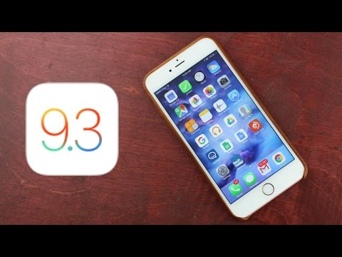How to lock notes & enable auto brightness on iOS 9.3?