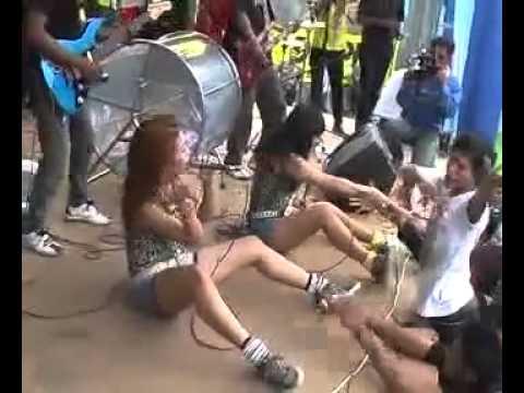 Dangdut Hot!! ABG Tua - Om Putra pallapa