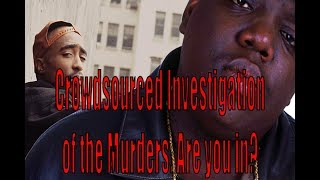 Crowdsourced Investigation of Murders. Are you in?