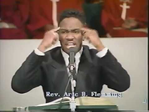 What Makes God Tick - Check Yourself - Sermon by The Late Aric B. Flemming Sr.