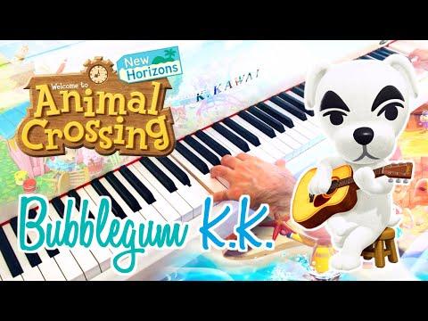 🎵 Bubblegum K.K. (Animal Crossing: New Leaf) ~ Piano arrangement w/ Sheet music!