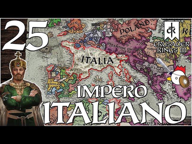 IL QUARTO TRONO   Crusader Kings 3 ITA - IMPERO D'ITALIA #25