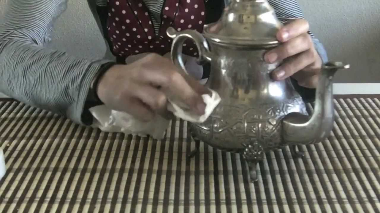 Truco para limpiar la plata viyoutube - Como limpiar la plata ...