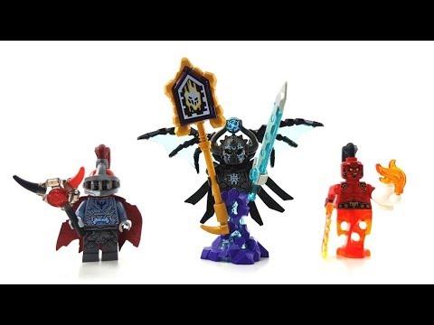 15 Lego Nexo Knights Custom Minifiguren Von Zuschauern Folge 2 Youtube