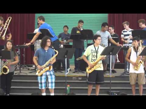 Sing Sing Sing - Cathedral City High School Jazz Band