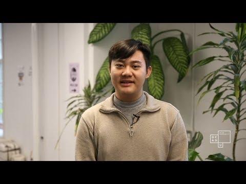 Meet Advertising Student Tai Nguyen