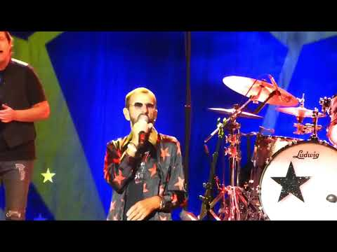 Ringo Starr & The All Starr Band - Act Naturally