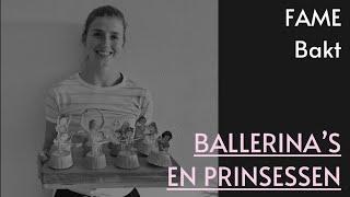FAME activiteit: ballerina's bakken