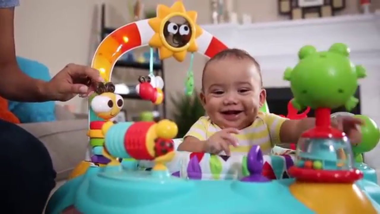 56f305de8282 Introducing the 2-in-1 Silly Sunburst Activity Gym   Saucer™ from ...