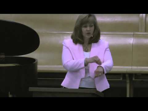 Elaine May - Classical Exam Sermon