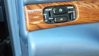 My new car! 2000 Buick LeSabre Custom