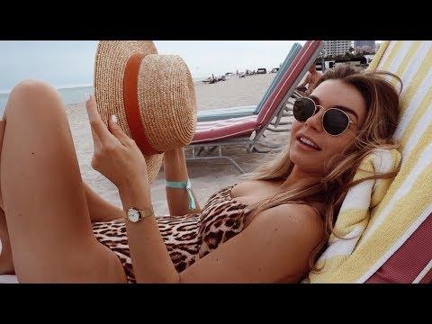 MIAMI | what i wore & did + bikini try on haul