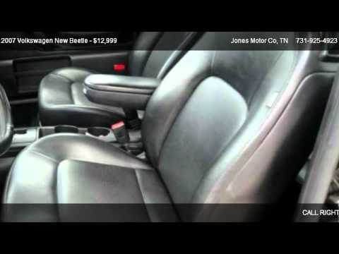 Volkswagen New Beetle @ Jones Motor Co
