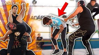 YouTubers VS Los Avengers Mexicanos | Iron Man Muere