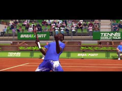 テニス ワールドツアー:ゲームプレイトレーラー