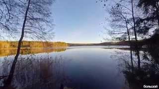 Озеро Глубля. Комплекс Голубые озера. Проект